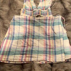 Forever 21 Skirts - Miniskirt/halter Set